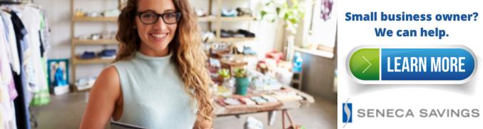 small business banking with seneca savings