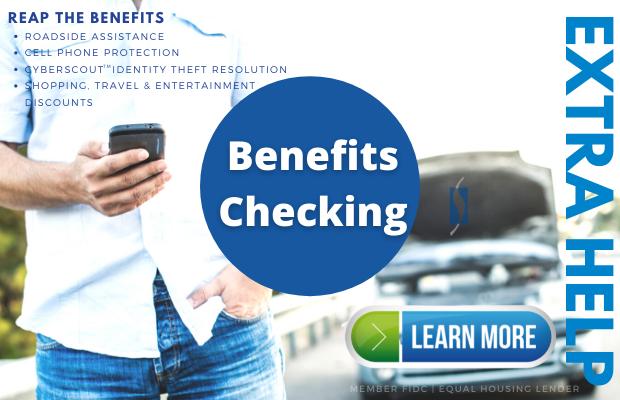 seneca savings benefits checking