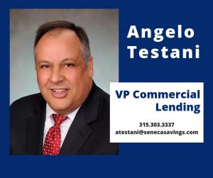 Angelo Testani Commercial Lending