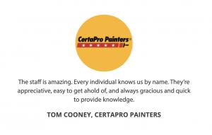 tom cooney seneca savings testimonial