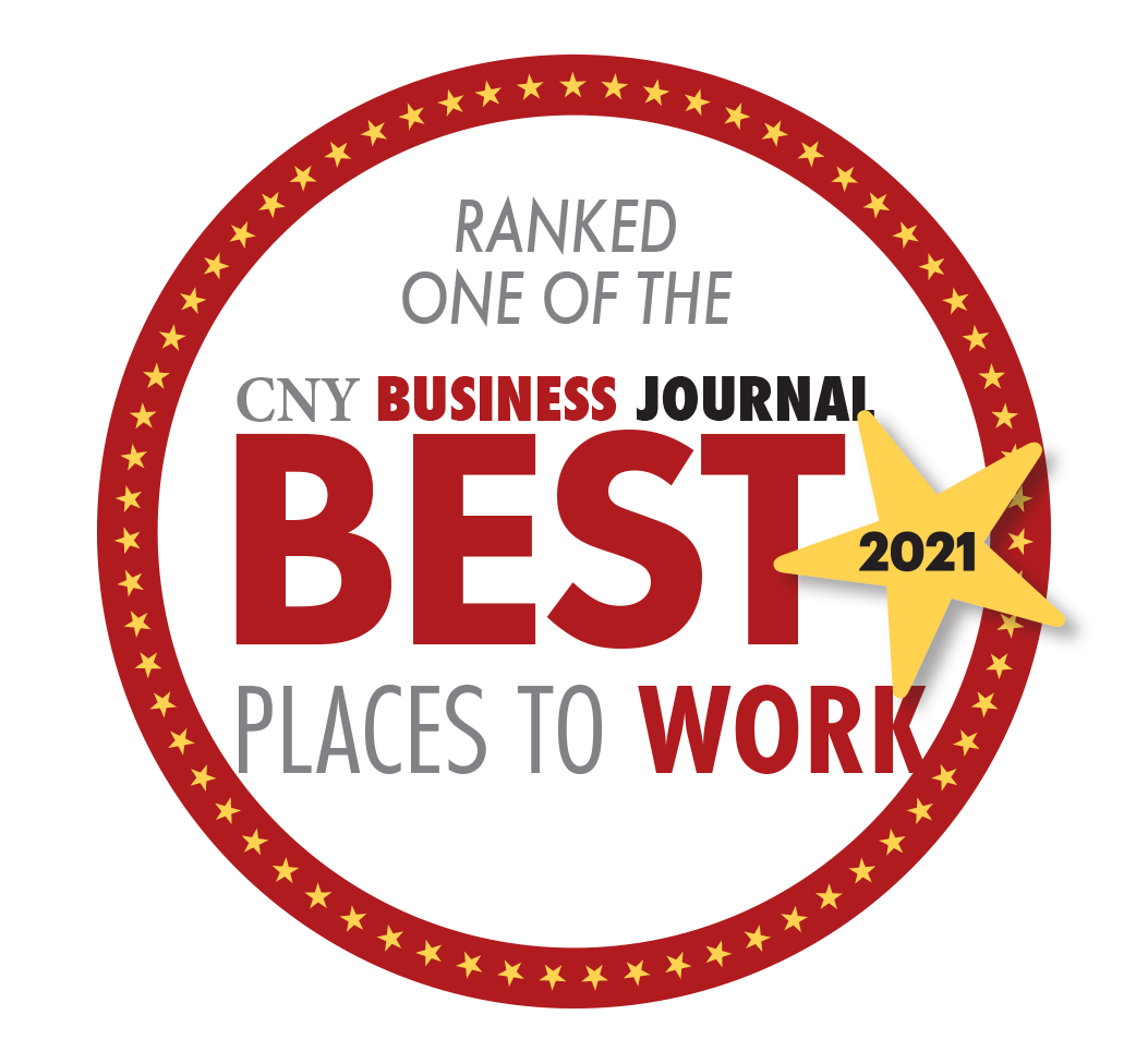 CNY Best Places to Work bank Seneca Savings 2021