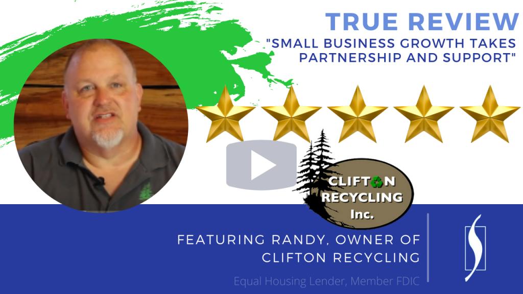 clifton recycling seneca savings commercial loan true review